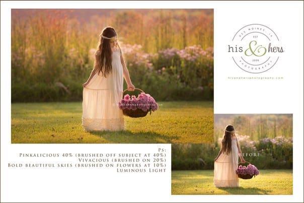 Пресет Kansas Pitts Photoshop Actions Collection для lightroom