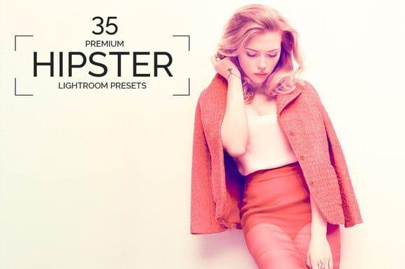 Пресет Hipster Lightroom Presets Pro для lightroom