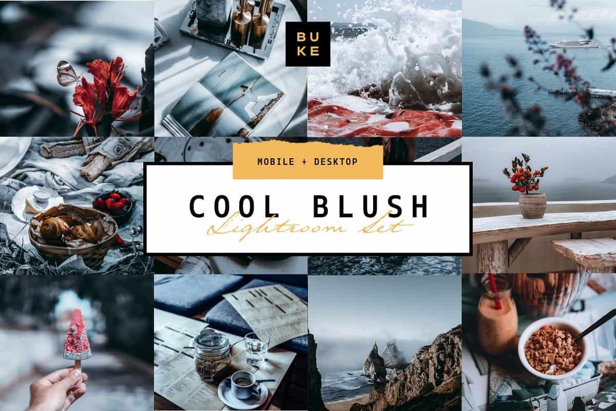 Пресет Cool Blush для lightroom