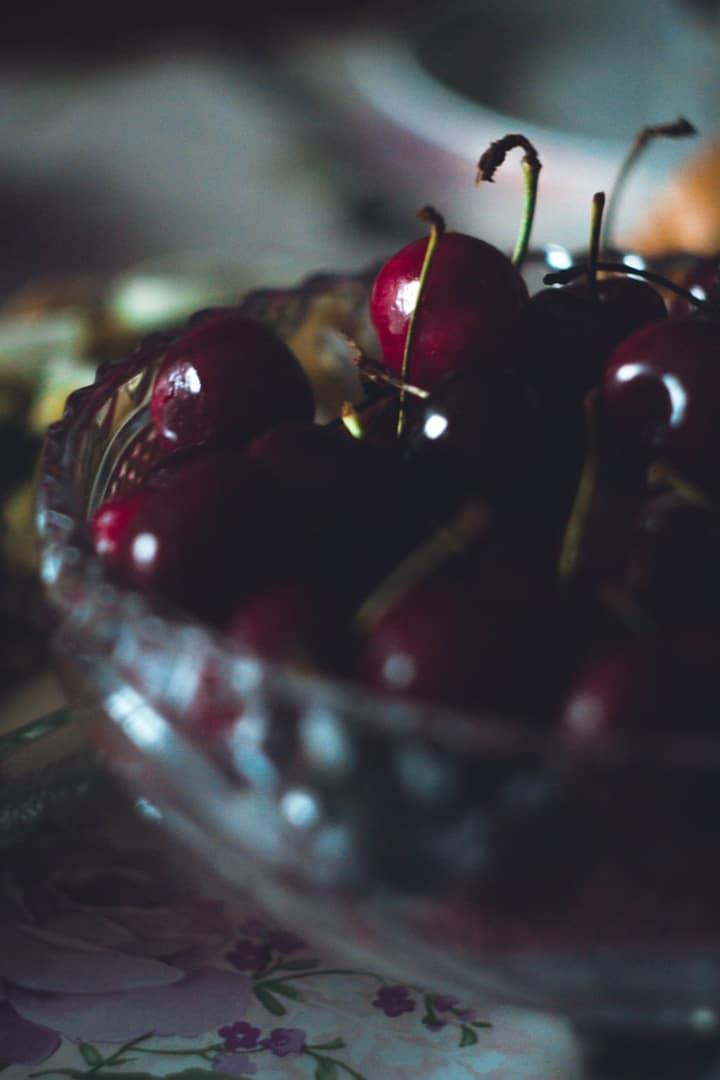 Пресет Cherry для lightroom