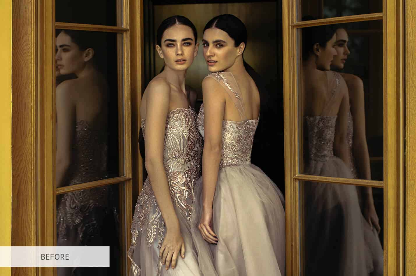 Пресет Portrait Fashion для lightroom